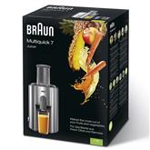 Mahlapress Multiquick 7 Braun