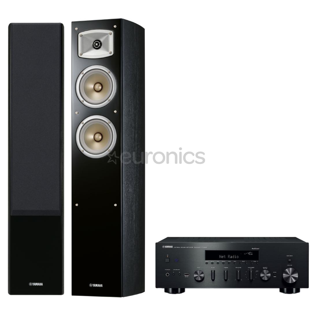 Stereo Set Yamaha Stereon602mc