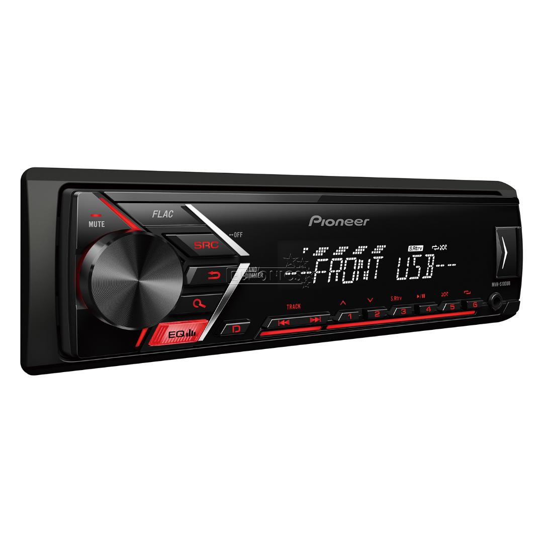 Pioneer Mvh S100ub : car stereo mvh s100ub pioneer mvh s100ub ~ Jslefanu.com Haus und Dekorationen