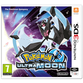 3DS mäng Pokemon Ultra Moon