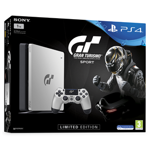 Mängukonsool Sony PlayStation 4 Slim Gran Turismo Limited Edition (1 TB)