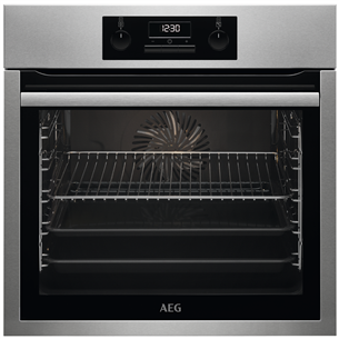 Built-in oven, AEG (71 L) BCS331150M