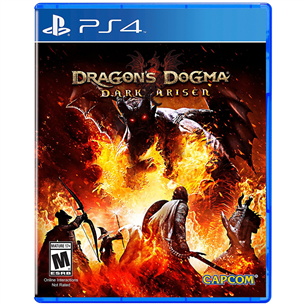 PS4 mäng Dragons Dogma: Dark Arisen