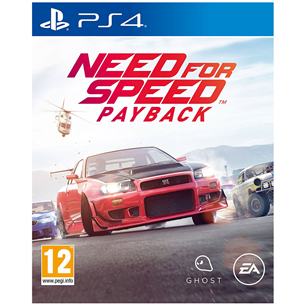 PS4 mäng Need for Speed Payback