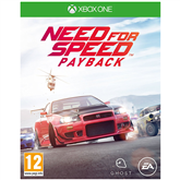 Xbox One game Need for Speed Payback