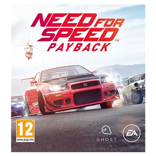 Arvutimäng Need for Speed Payback