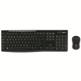 Wireless keyboard + mouse Logitech MK270 (SWE)