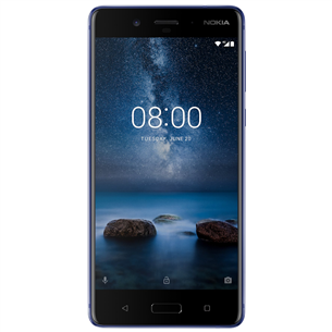 Nutitlefon Nokia 8 / Dual SIM