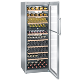 Wine cooler Liebherr Vinidor (capacity: 211 bottles)
