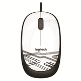 Wired optical mouse Logitech M105