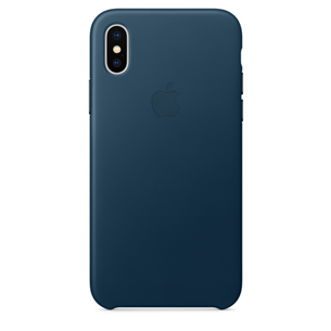 iPhone X nahast ümbris Apple