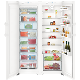 Side-by-Side refrigerator Comfort NoFrost, Liebherr / height: 185 cm