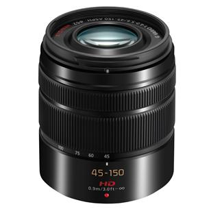 Objektiiv Panasonic Lumix G Vario 45-150 mm Mega OIS