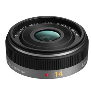 Panasonic Lumix G 14 mm lens