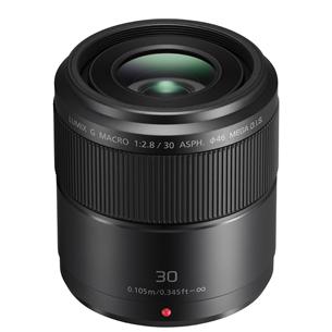 Objektiiv Panasonic Lumix G Macro 30 mm Mega OIS