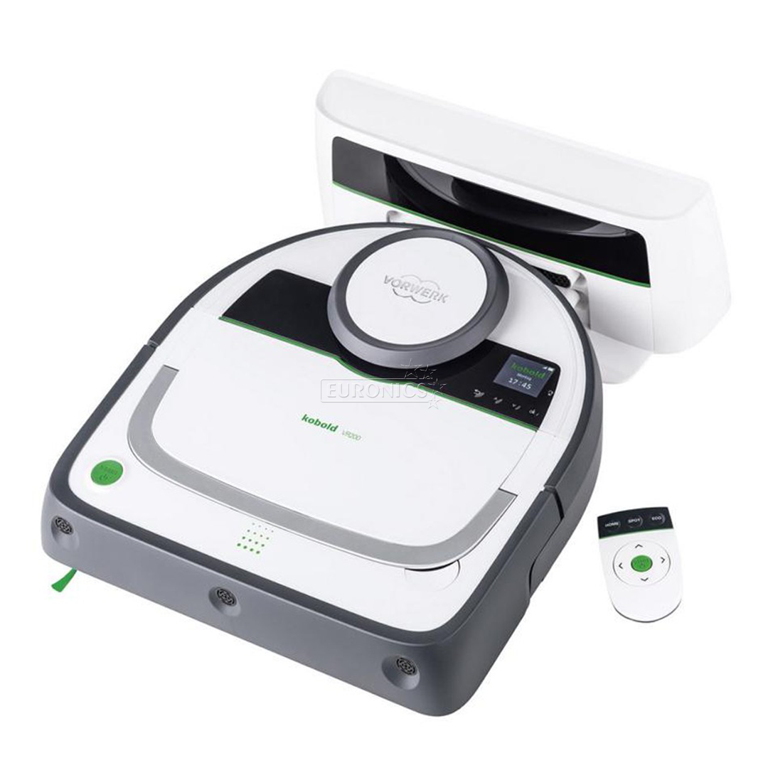 robot vacuum cleaner kobold vorwerk vr200. Black Bedroom Furniture Sets. Home Design Ideas