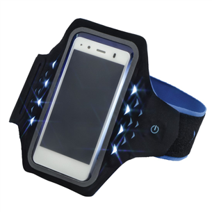 Nutitelefoni spordikott käsivarrele Hama Active