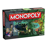 Lauamäng Monopoly - Rick and Morty