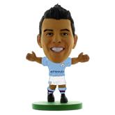 Figurine Sergio Aguero Mancherster City, SoccerStarz