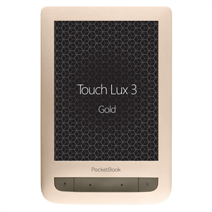 E-luger PocketBook Touch Lux 3