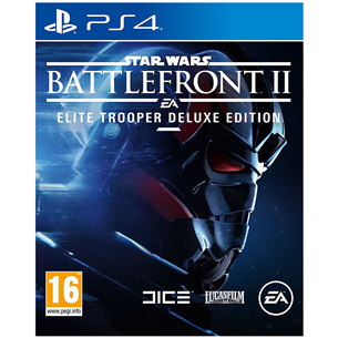 PS4 mäng Star Wars: Battlefront II Deluxe Edition