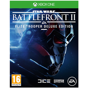 Xbox One mäng Star Wars: Battlefront II Deluxe Edition