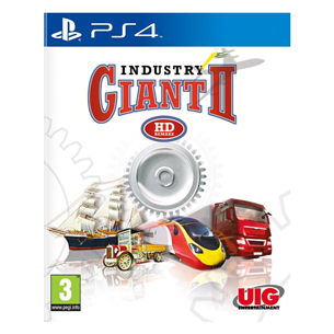PS4 mäng Industry Giant 2