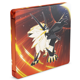 3DS mäng Pokemon Ultra Sun Steelbook Edition