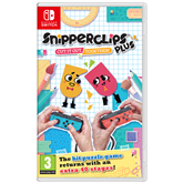Switch mäng Snipperclips Plus