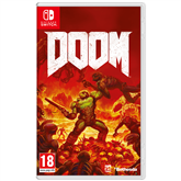 Switch game Doom