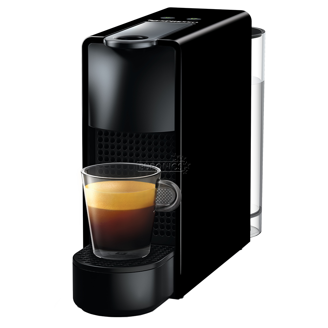 capsule coffee machine essenza mini nespresso c30 eu bk ne. Black Bedroom Furniture Sets. Home Design Ideas