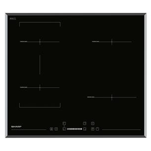 Integreeritav induktsioonpliidiplaat Sharp
