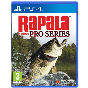 PS4 mäng Rapala Fishing: Pro Series