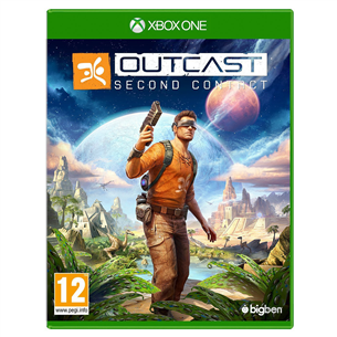 Xbox One mäng Outcast: Second Contact
