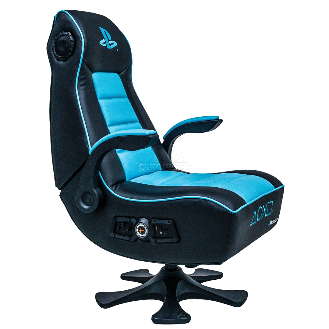 gaming chair x rocker infiniti 2 1 094338510607. Black Bedroom Furniture Sets. Home Design Ideas
