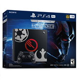 Mängukonsool Sony PlayStation 4 Pro Battlefront II Limited Edition