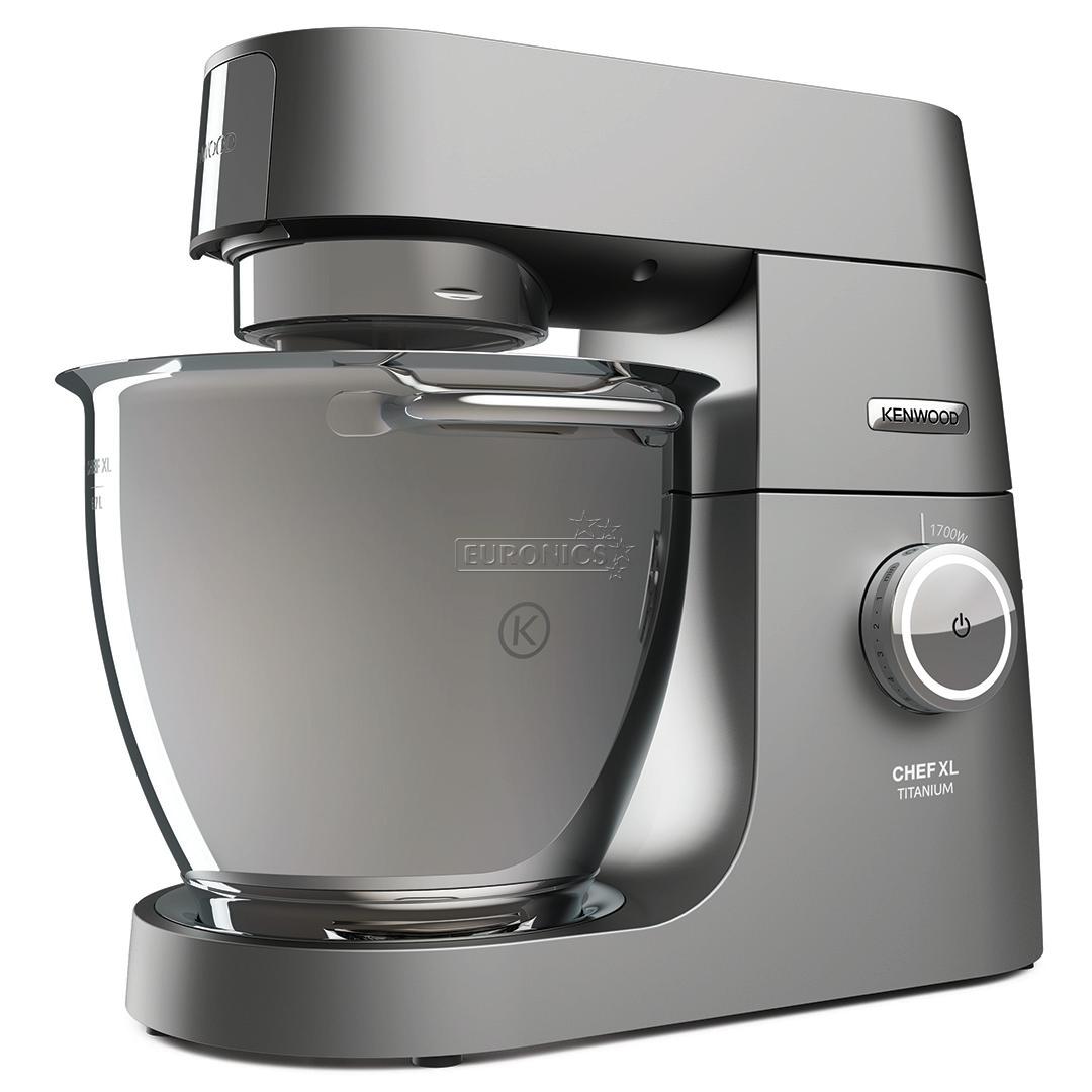 Kitchen Machine Kenwood Chef Titanium XL, KVL8400S