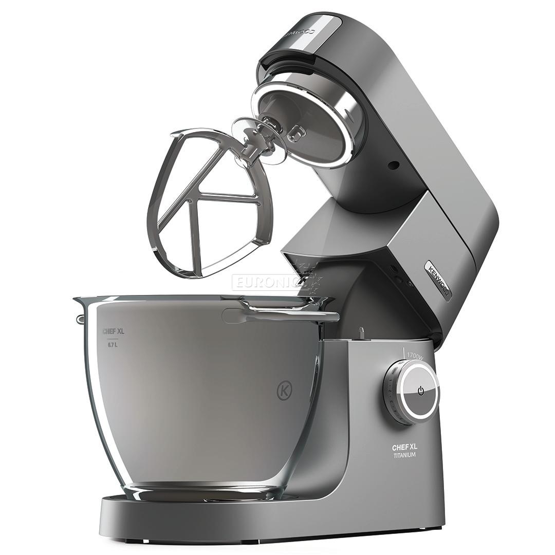 Kenwood Küchenmaschine Chef Titanium 2021
