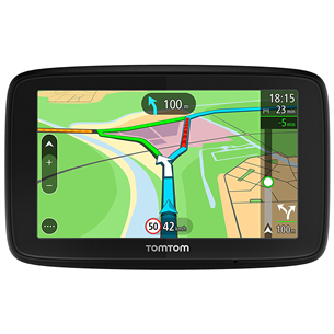 GPS-seade TomTom VIA 53 EU45 1AL5.002.02