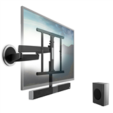 Mootoriga teleri seinakinnitus + soundbar Vogels MotionSoundMount