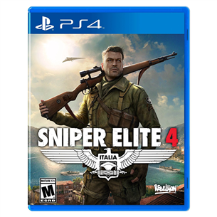 PS4 mäng Sniper Elite 4