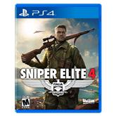 PS4 mäng Sniper Elite 4