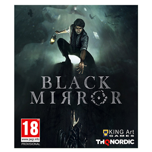 PS4 mäng Black Mirror
