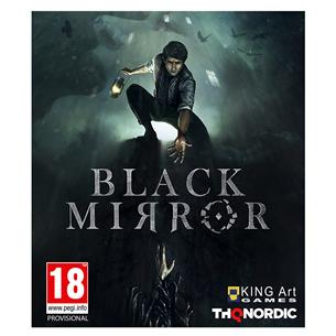 Arvutimäng Black Mirror