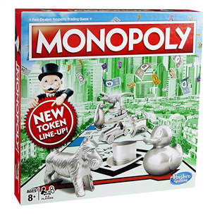 Lauamäng Monopoly Classic