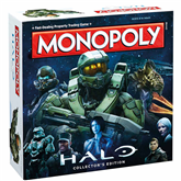 Lauamäng Monopoly - Halo