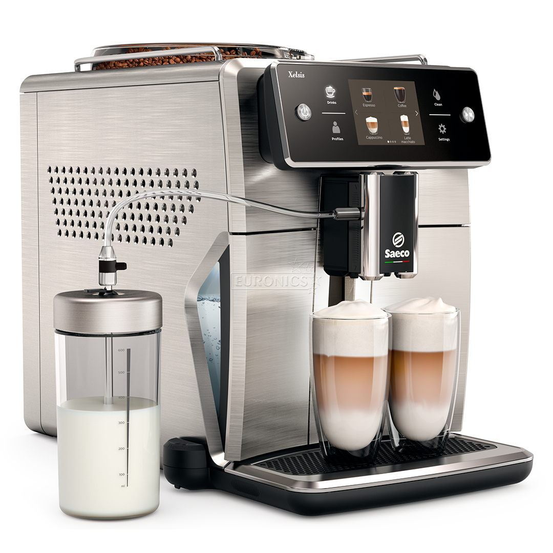 espresso machine philips saeco xelsis sm7685 00. Black Bedroom Furniture Sets. Home Design Ideas
