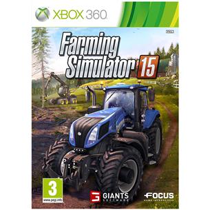 Xbox 360 mäng Farming Simulator 15