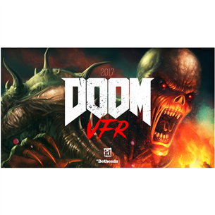 PS4 VR mäng Doom