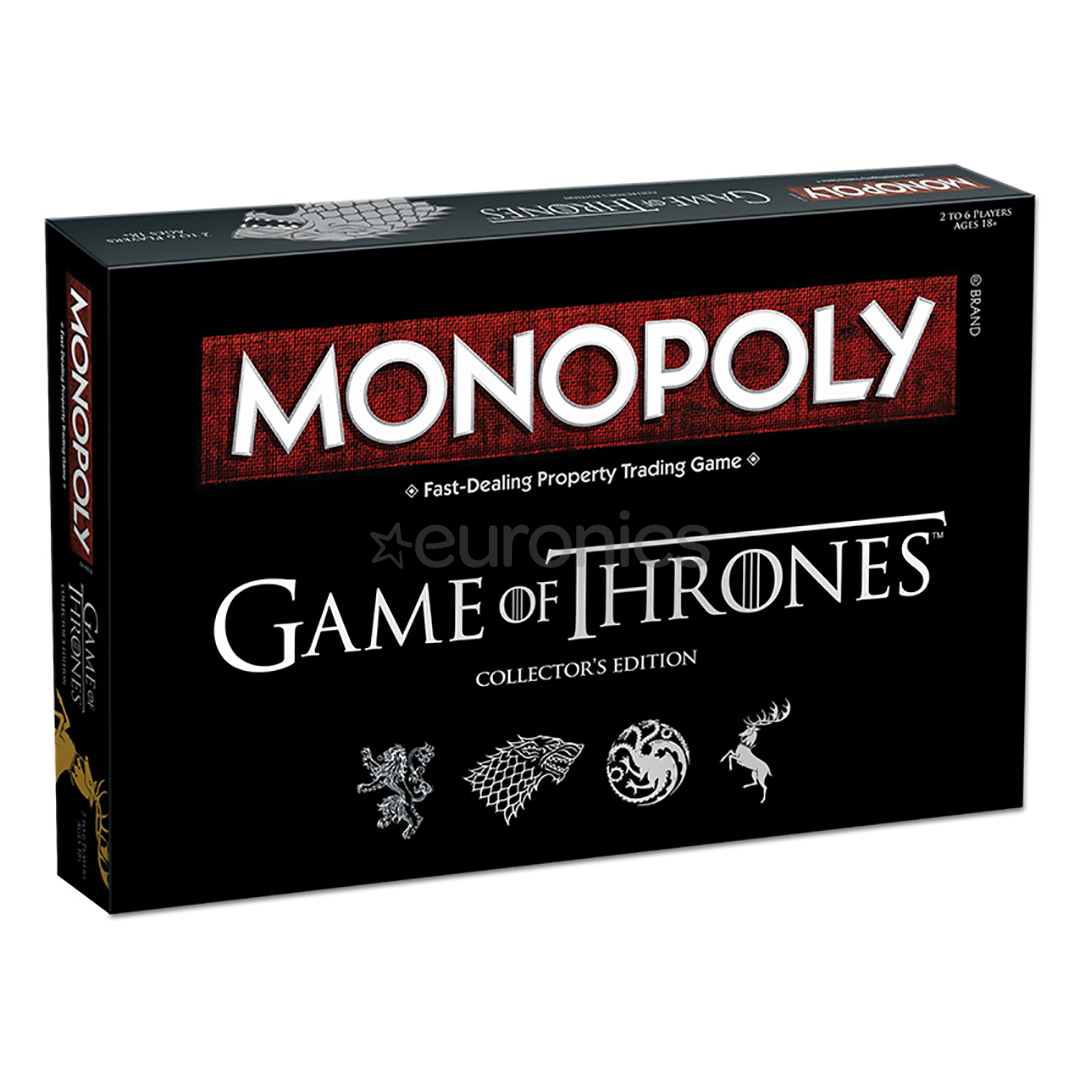 ff443a43539 Board game Monopoly - Game of Thrones, 5036905024389